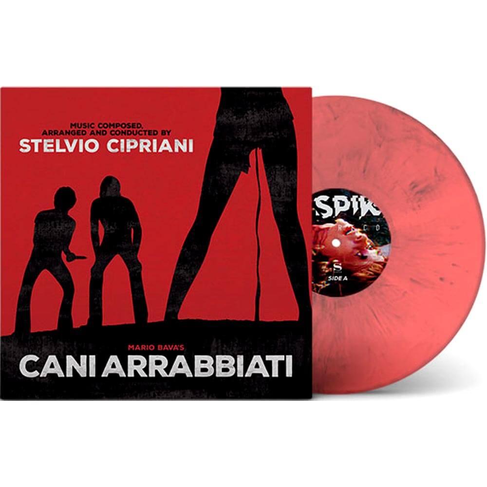 Stelvio Cipriani Cani Arrabbiati Rabid Dogs Soundtrack