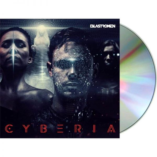 blastromen cyberia CD