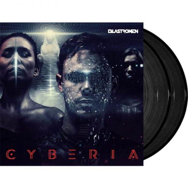 blastromen cyberia vinyl lp