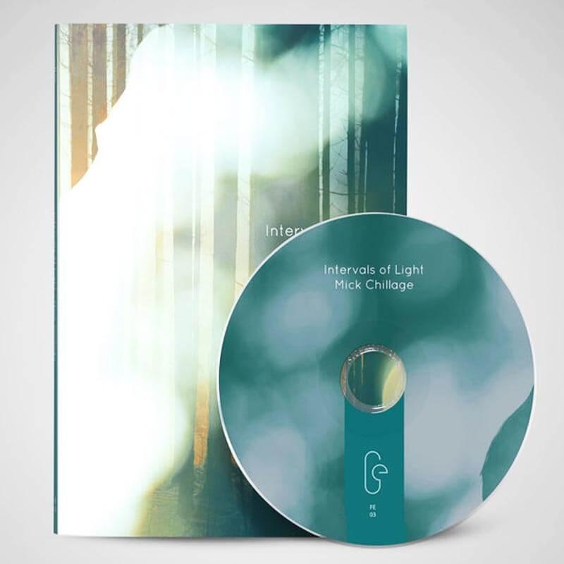 mick chillage intervals of light CD