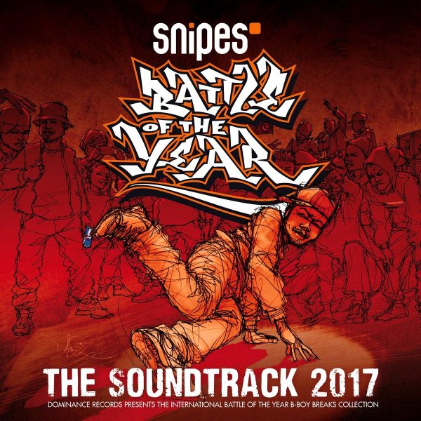 various artists battle of the year 2017 the soundtrack CD