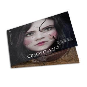 georges boukoff ghostland soundtrack CD