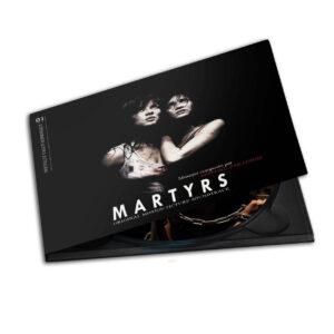 seppuku paradigm martyrs soundtrack CD