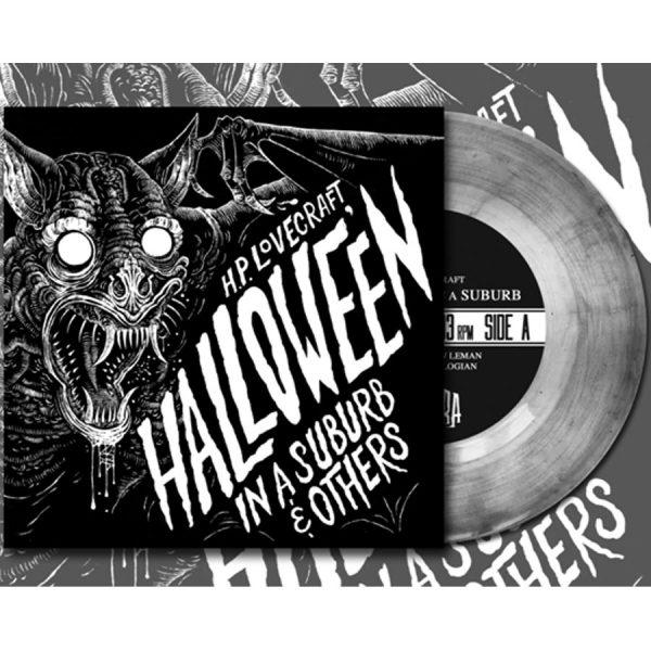 h p lovecraft halloween in a suburb cadabra records vinyl