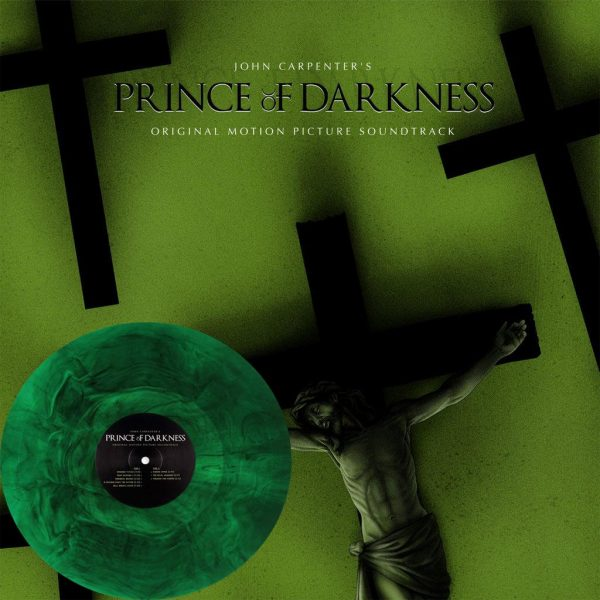 john carpenter prince of darkness soundtrack vinyl lp