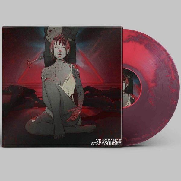 starfounder vengeance vinyl lp