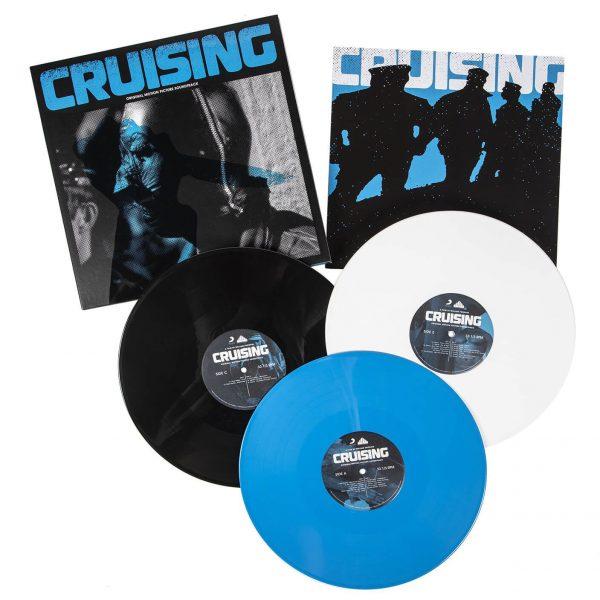 various artists cruising soundtrack vinyl lp waxwork records