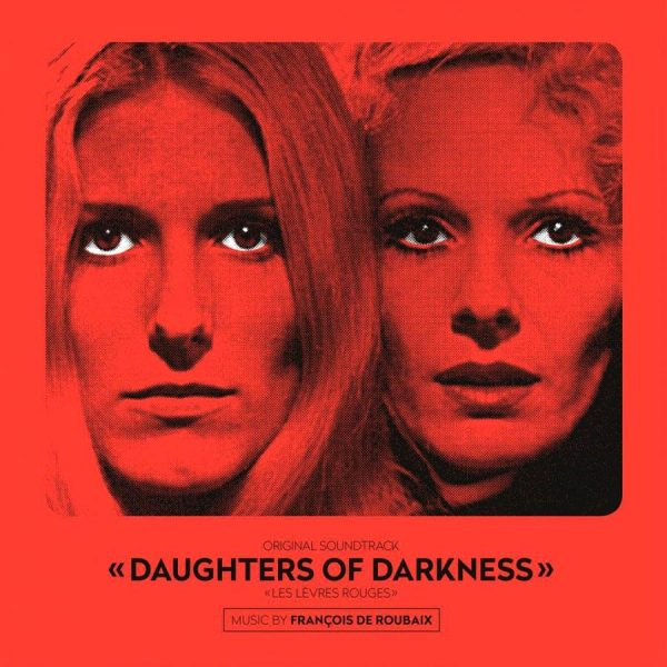francois de roubaix daughters of darkness CD