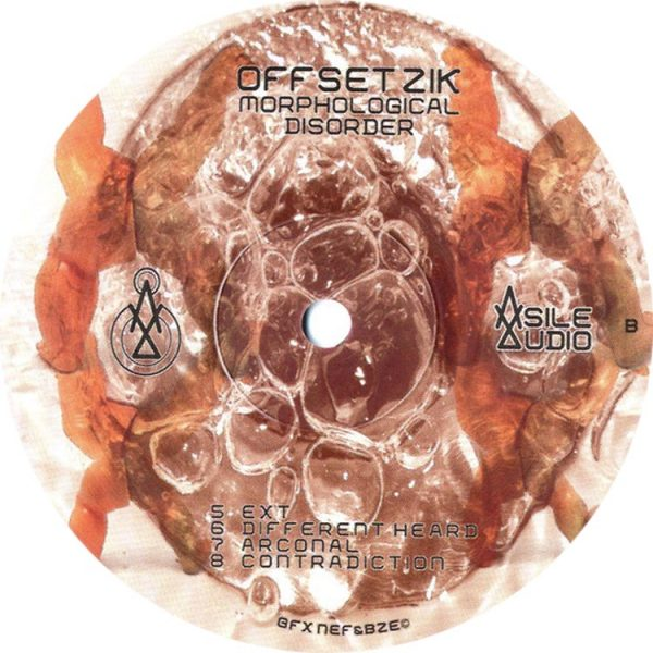 offset zik morphological disorder vinyl