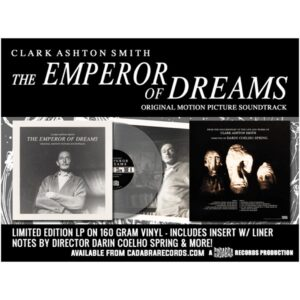 peter scartabello emperor of dreams soundtrack vinyl lp cadabra