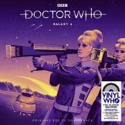 01 dr who galaxy 4 vinyl lp