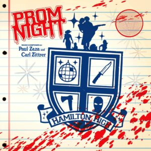 01 paul zaza carl zettrer prom night vinyl lp