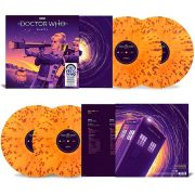 dr who galaxy 4 vinyl lp