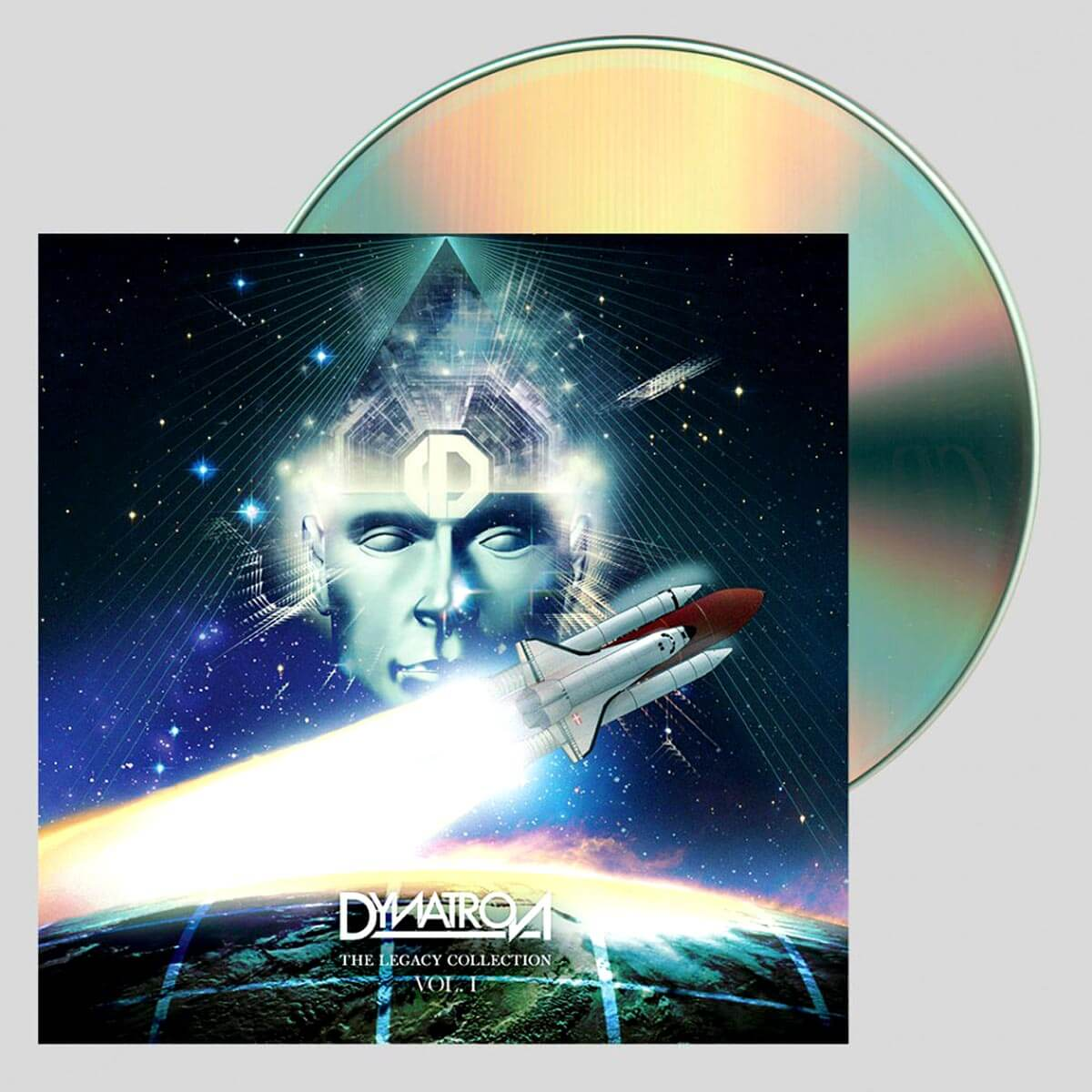 dynatron the legacy collection vol i CD
