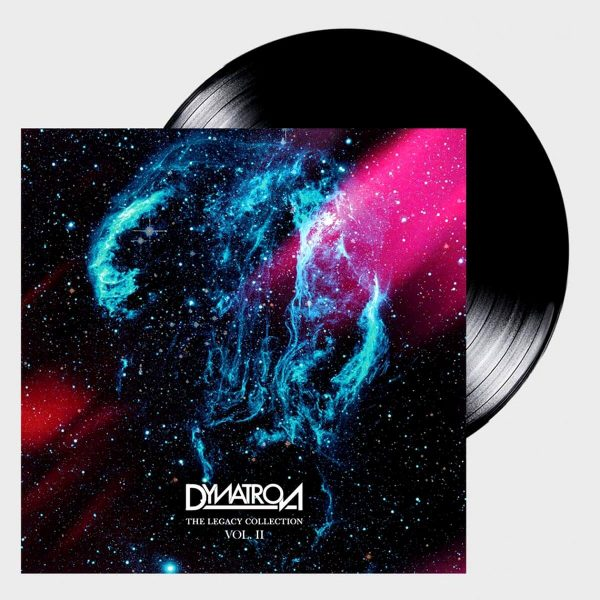 dynatron the legacy collection vol ii vinyl lp