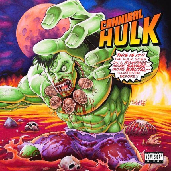 ill bill stu bangas cannibal hulk CD