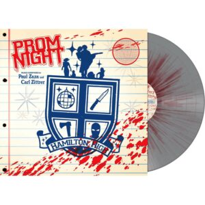 paul zaza carl zettrer prom night vinyl lp