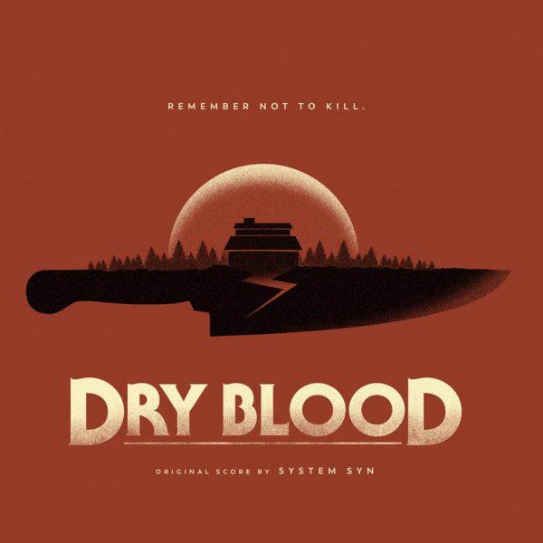 system syn dry blood soundtrack vinyl lp