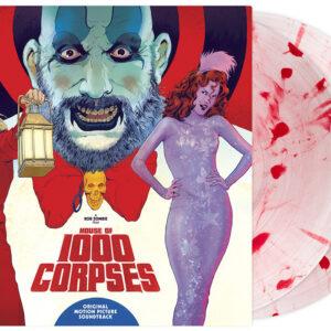 02 rob zombie house of 1000 corpses soundtrack vinyl lp waxwork records