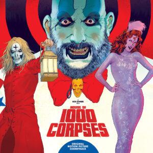 03 rob zombie house of 1000 corpses soundtrack vinyl lp waxwork records