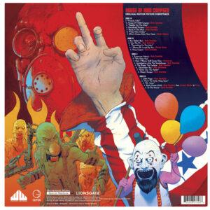 04 rob zombie house of 1000 corpses soundtrack vinyl lp waxwork records