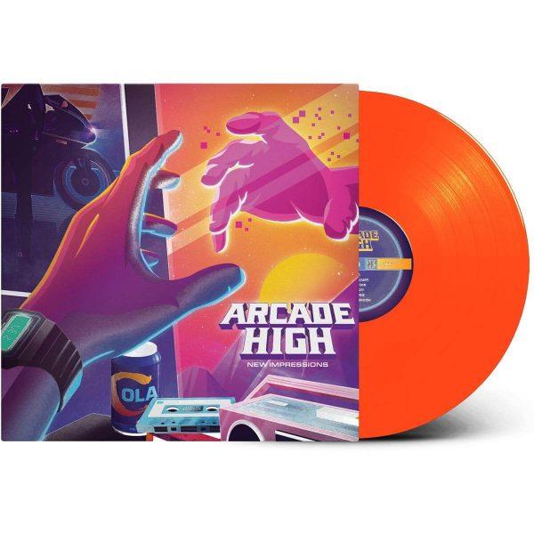 arcade high new impressions vinyl lp psilowave