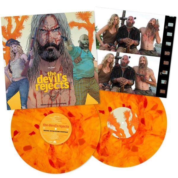 various the devils rejects soundtrack vinyl lp waxwork records