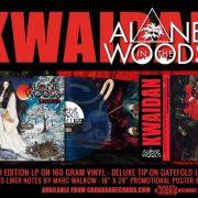 01 alone in the woods kwaidan vinyl lp cadabra records