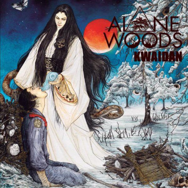alone in the woods kwaidan vinyl lp cadabra records