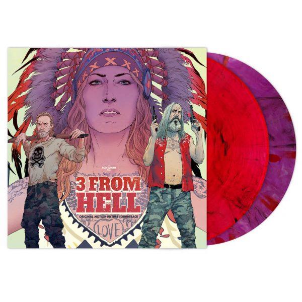 zeuss 3 from hell vinyl lp waxwork records