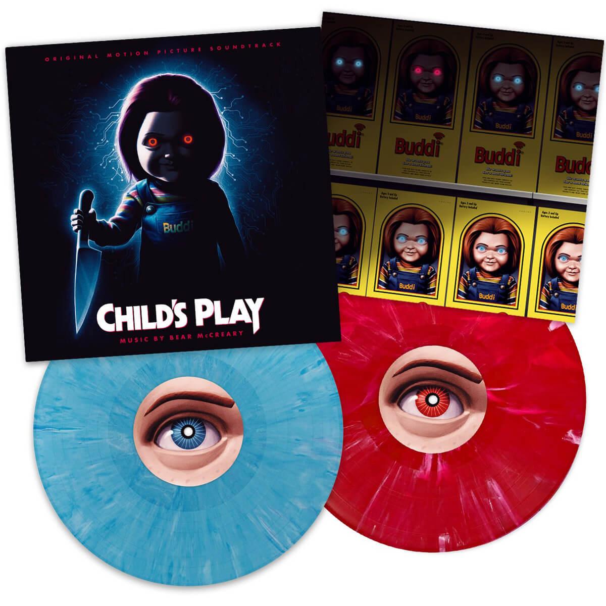 bear mccreary childs play soundtrack vinyl lp waxwork records