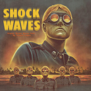 richard einhorn shock waves vinyl lp