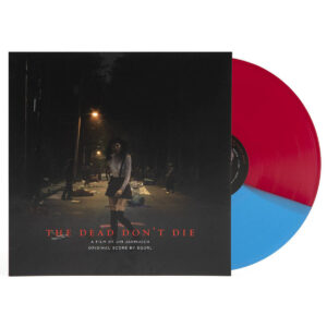 squrl the dead dont die soundtrack vinyl lp waxwork records variant