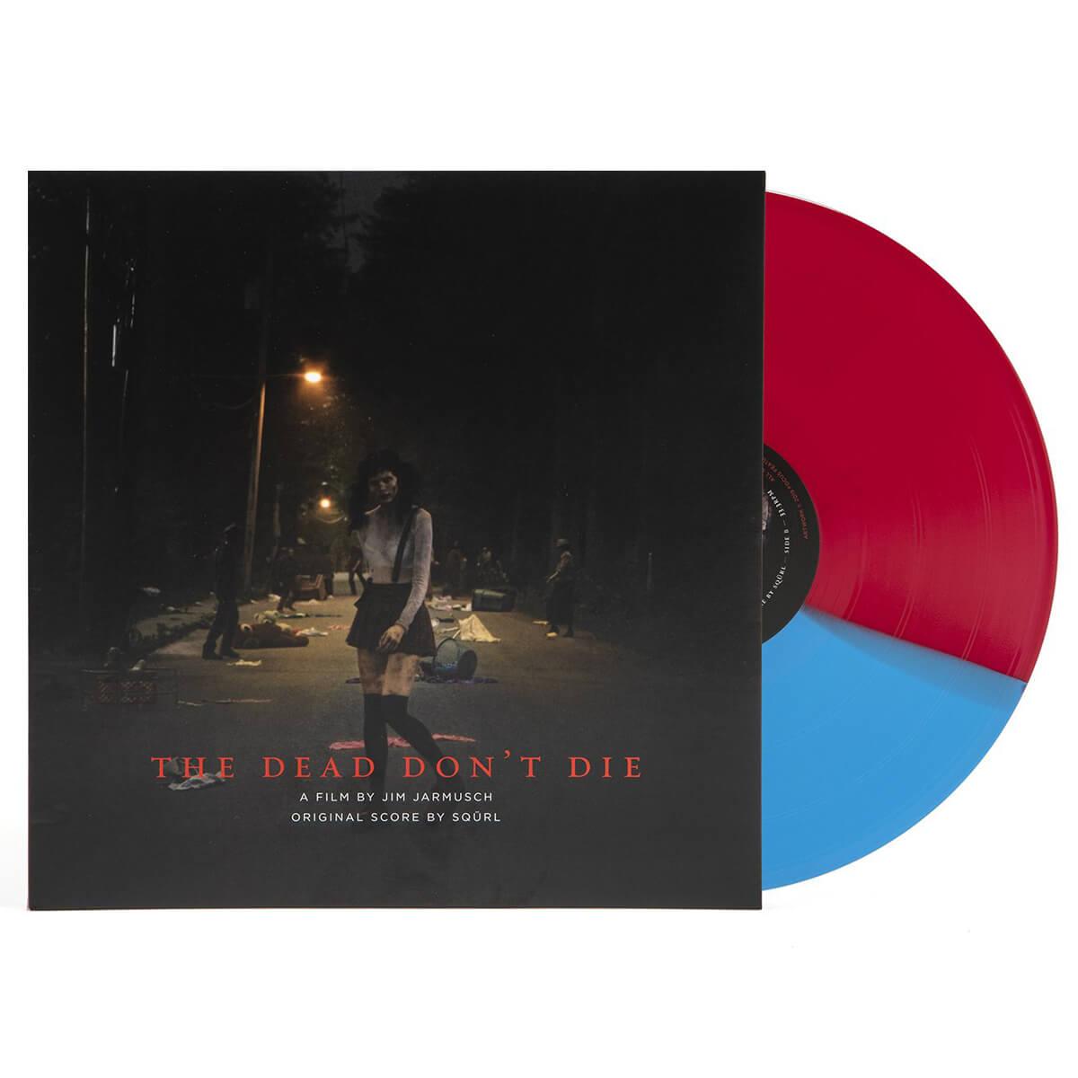 squrl the dead dont die soundtrack vinyl lp waxwork records variant