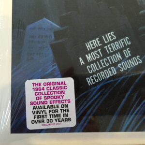 02 chilling thrilling sounds of the haunted house vinyl lp disneyland rec