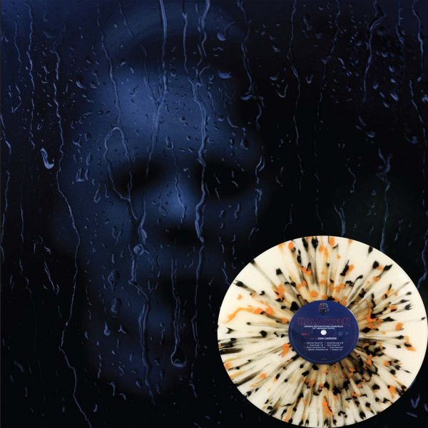 john carpenter halloween 40th anniversary edition vinyl lp