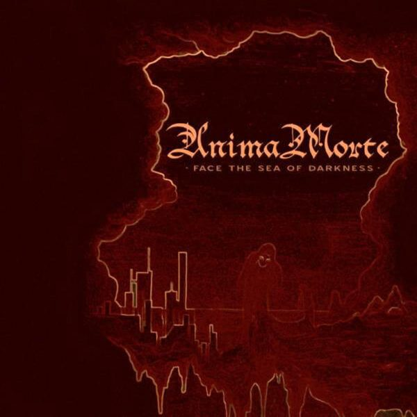 anima morte face the sea of darkness vinyl lp