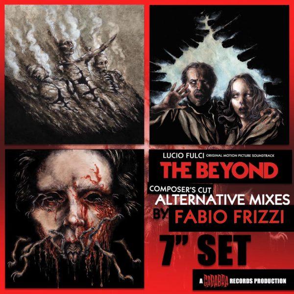 fabio frizzi the beyond composers cut alternative mixes 7 inch vinyl set
