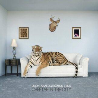 union analogtronics x blu cheetah in the city CD