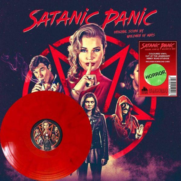 wolfmen of mars satanic panic soundtrack vinyl lp