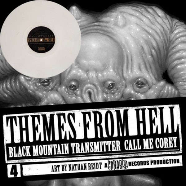 black mountain transmitter themes from hell 4 call me corey cadabra