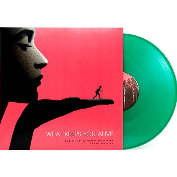 brittany allen what keeps you alive soundtrack vinyl lp burning witches