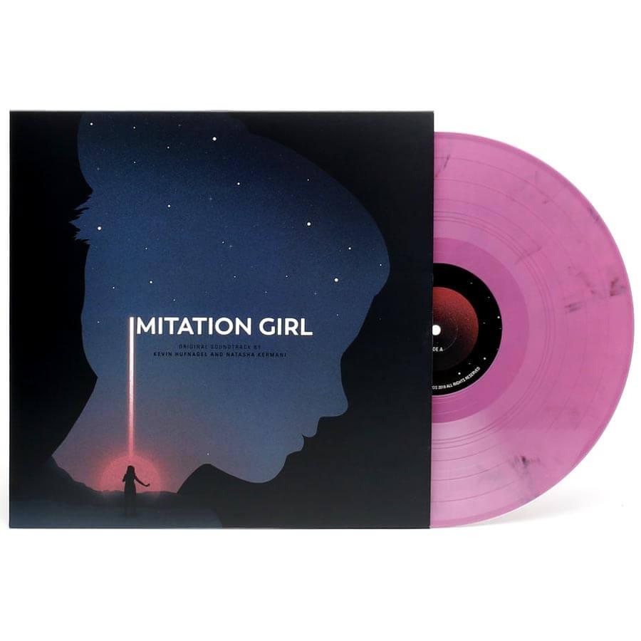 kevin hufnagel imitation girl soundtrack vinyl lp burning witches