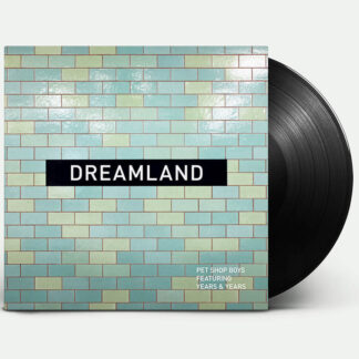 pet shop boys dreamland vinyl