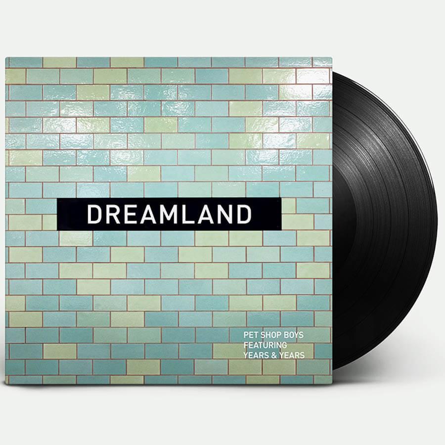 pet shop boys dreamland vinyl