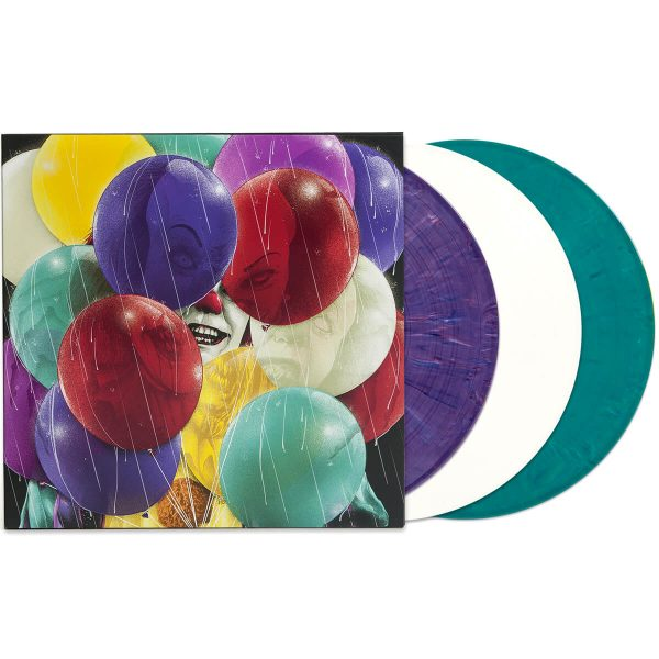 richard bellis it soundtrack waxwork vinyl lp