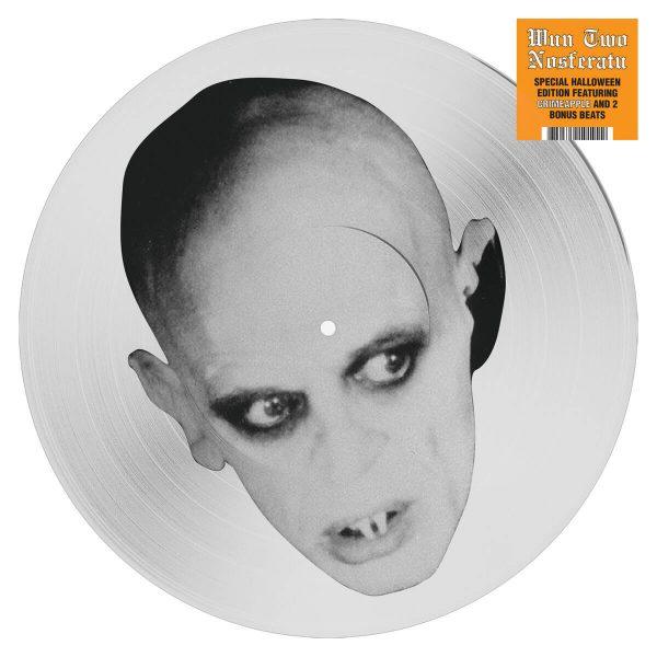 wun two nosferatu vinyl lp picture disc