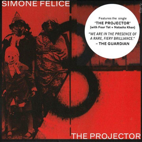 simone felice the projector CD