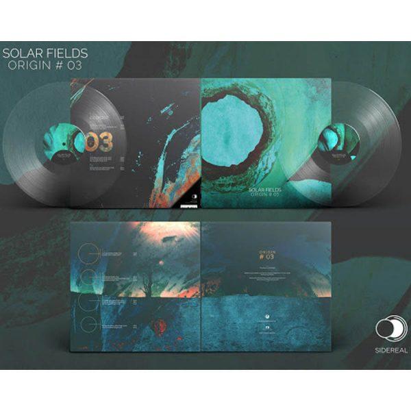 solar fields origin 03 vinyl lp clear