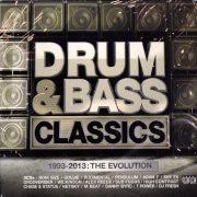 various artists drum bass classics 1993 2013